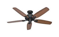 Hunter Fan  Builder Elite  52 in. New Bronze  Indoor  Ceiling Fan