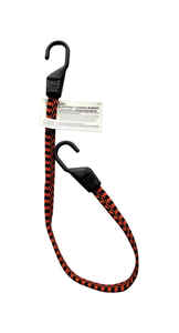 Keeper  Multicolored  Bungee Cord  32 in. L x 0.14 in.  1 pk