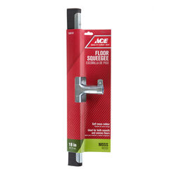 Ace 18 in. W Foam Rubber Floor Squeegee
