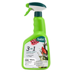 Safer Brand Organic Liquid Disease/Insect Control 32 oz.