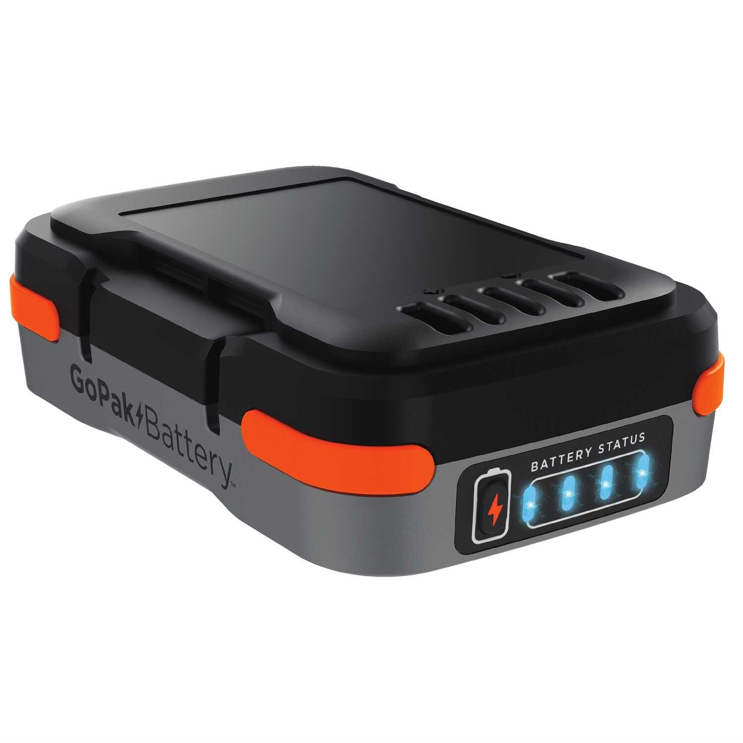 Black and Decker  GoPak  12 volt 1.5 Ah Lithium-Ion  Battery and Charger  1 pc.