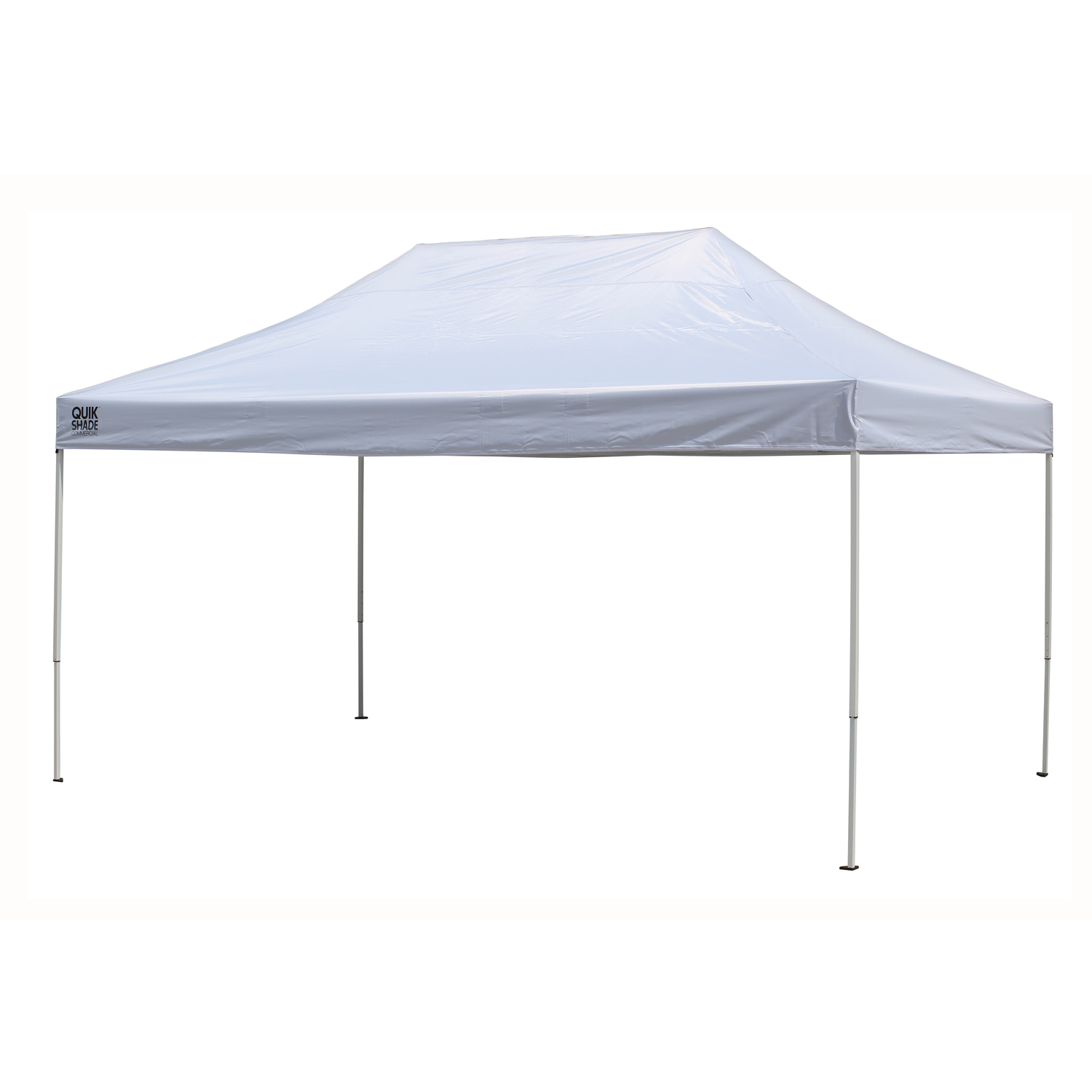 Quik Shade  Quik Shade  Polyester  Canopy  10 ft. L x 20 ft. W
