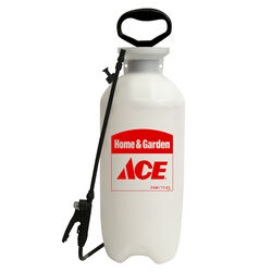 Ace  Adjustable Spray Tip Lawn And Garden Sprayer  3 gal.