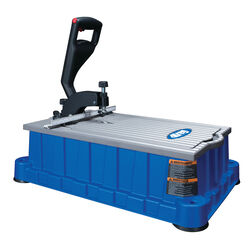 Kreg  Aluminum  Foreman  Electric Pocket Hole Machine  1-1/2 in. Blue  1 pc.