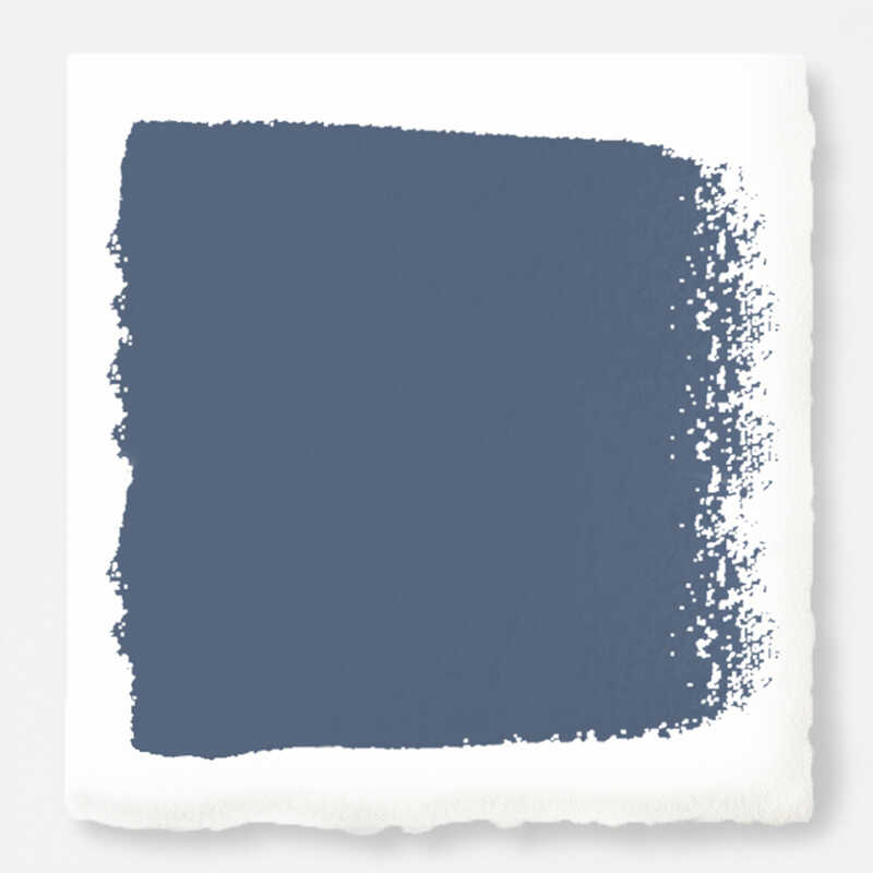 Magnolia Home  by Joanna Gaines  Satin  Blue Skies  Deep Base  Acrylic  Paint  1 gal.