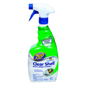 Zep  Clear Shell  Mold and Mildew Inhibitor  32 oz.