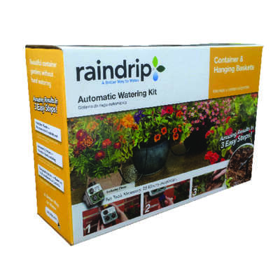 Raindrip  Drip Irrigation Hanging Basket Kit