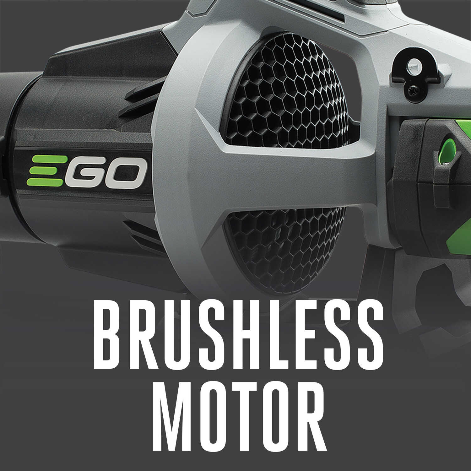 EGO  Power Plus  Battery  Handheld  Leaf Blower Bare Tool