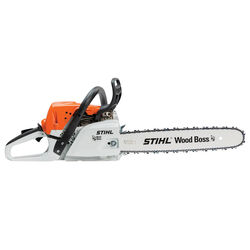 STIHL  Wood Boss  18 in. Gas Powered  Chainsaw  MS 251
