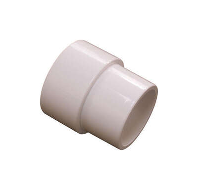 Magic Plastics  MagicMend  Schedule 40  3/4 in. IPS   x 3/4 in. Dia. Spigot  PVC  Pipe Extender