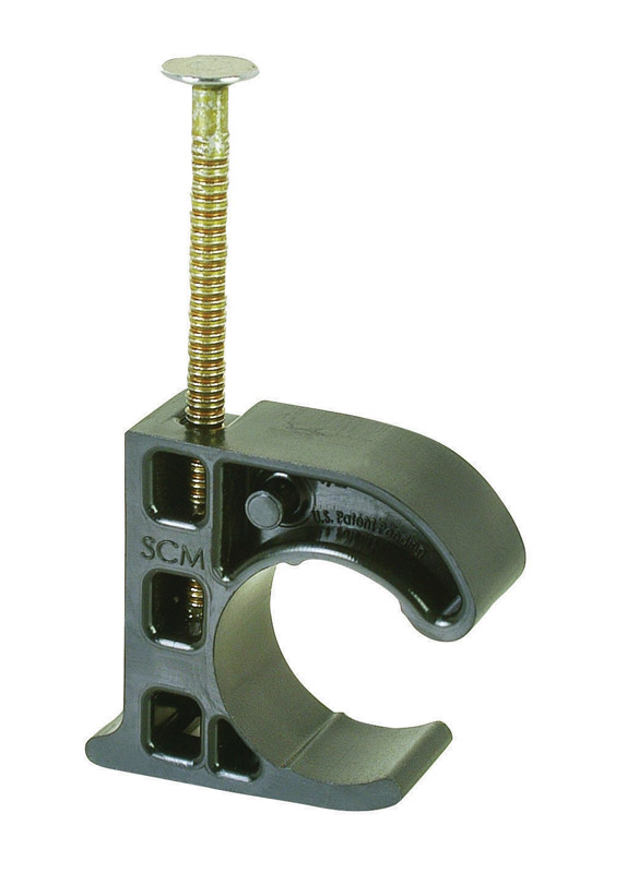 Sioux Chief  1/2 in. Tubing Hanger  Plastic  Talon Clamp