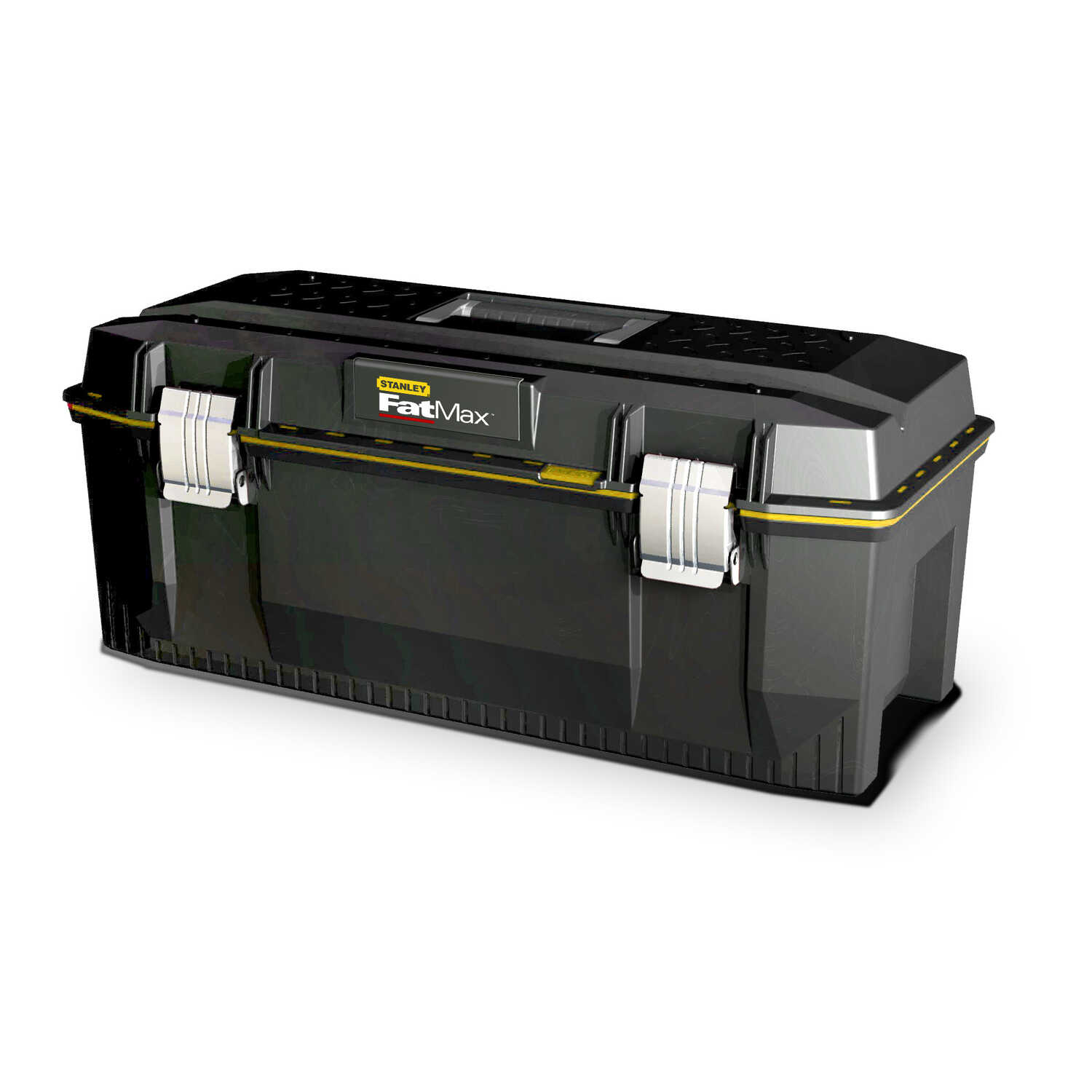 Stanley  Fatmax  27.3 in. Foam  Tool Box  13 in. W x 11 in. H Yellow/Black