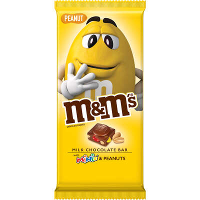 M&M's  Mini's  Milk Chocolate/Peanut  Candy Bar  3.9 oz.
