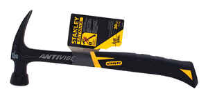 Stanley  FatMax  20 oz. Nailing Hammer  Steel Head Steel Handle  13-3/4 in. L