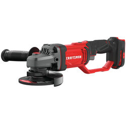 Craftsman V20 Cordless 20 volt 4-1/2 in. Angle Grinder Bare Tool 8500 rpm