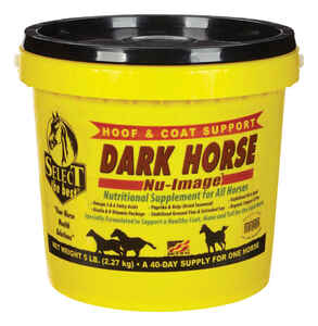 Dark Horse Nu-Image  Nutritional Supplement  For Horse 5 lb.