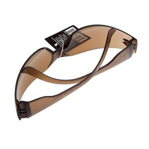 Forney  Starlite  Compact  Safety Glasses  Brown Lens 1 pc.