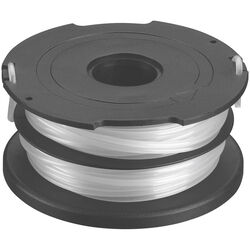 Black and Decker  Dual-Line  .065 in. Dia. x 40 ft. L Replacement Line Trimmer Spool