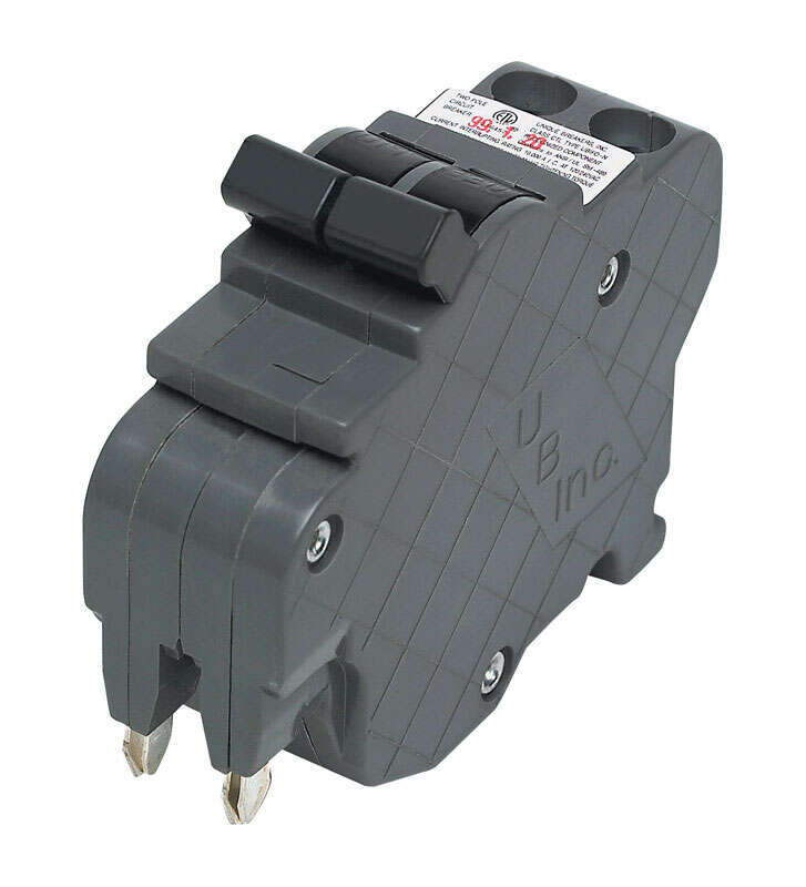 Connecticut Electric  UBIF  30 amps Standard  2-Pole  Circuit Breaker
