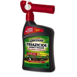 Spectracide Triazicide For Lawns Liquid Concentrate Insect Killer 32 oz.