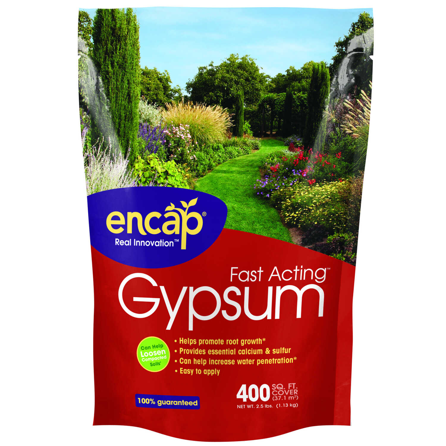 Encap  Gypsum and Soil Conditioner  400 sq. ft.