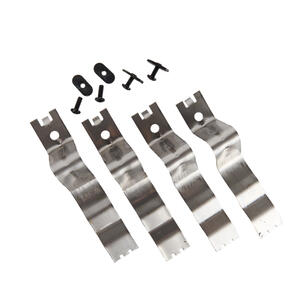 Hy-C  Galvanized  Stainless Steel  Chimney Leg Kit