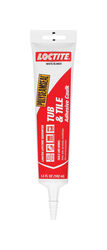 Loctite Polyseamseal White Acrylic Latex Adhesive Caulk 5.5 oz.