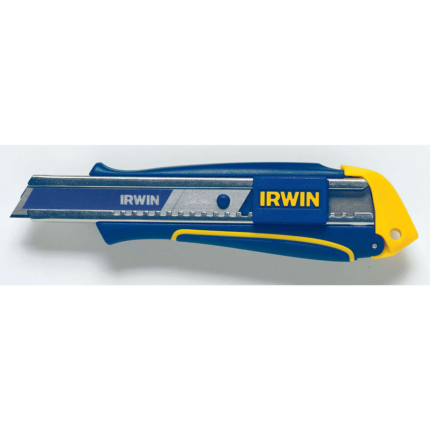 Irwin  6 in. Retractable  Snap Knife  Blue  1 pc.