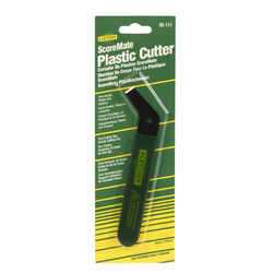Fletcher  ScoreMate Plastic  4 in. Fixed Blade  Cutter  Green  1 pk