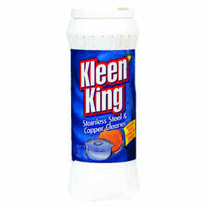 Kleen King  Fresh Clean Scent Metal Cleaner  14 oz. Powder