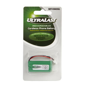 Ultralast  NiMH  AAA  2.4 volt Cordless Phone Battery  BATT-E30025CL  1 pk