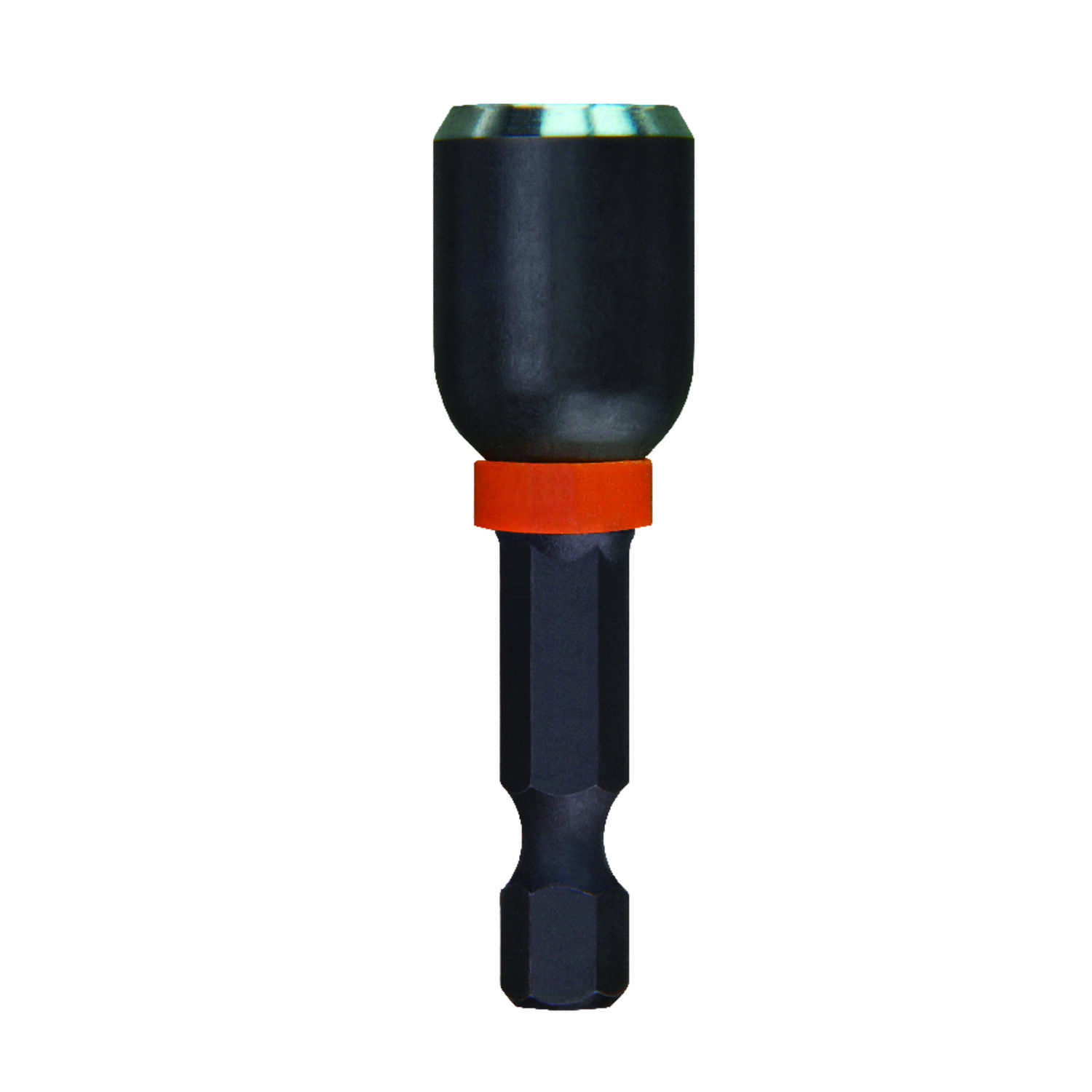 Milwaukee  SHOCKWAVE IMPACT DUTY  7/16 inch drive in.  x 2.5625 in. L Heat-Treated Steel  Nut Driver