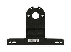 Peterson Black Plastic License Plate Mounting Bracket
