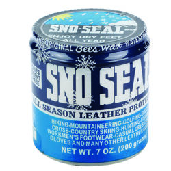 Atsko  Sno-Seal  Clear  Leather Protector  7 oz.