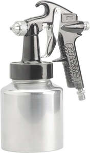 Campbell Hausfeld  40 psi Metal  HVLP  Spray Gun