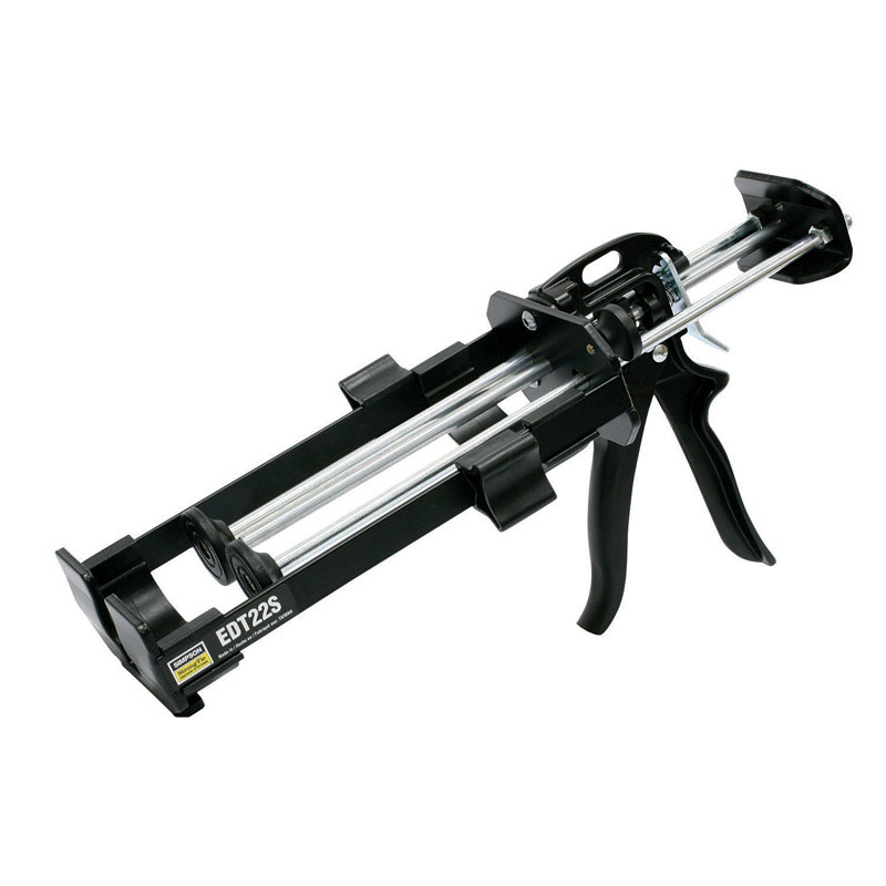 Simpson Strong-Tie  Industrial  High Strength  Steel  Epoxy Gun  For 22 oz.