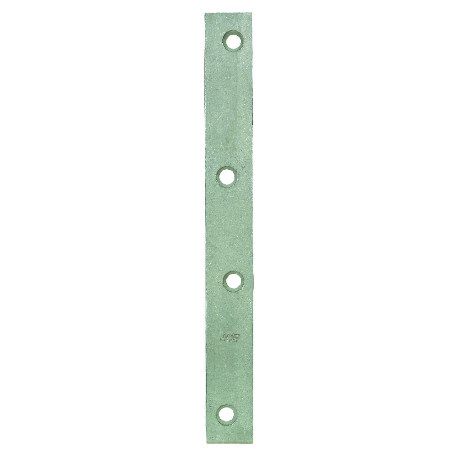Ace  8 in. H x 0.875 in. W x .141 in. L Galvanized  Steel  Mending Brace