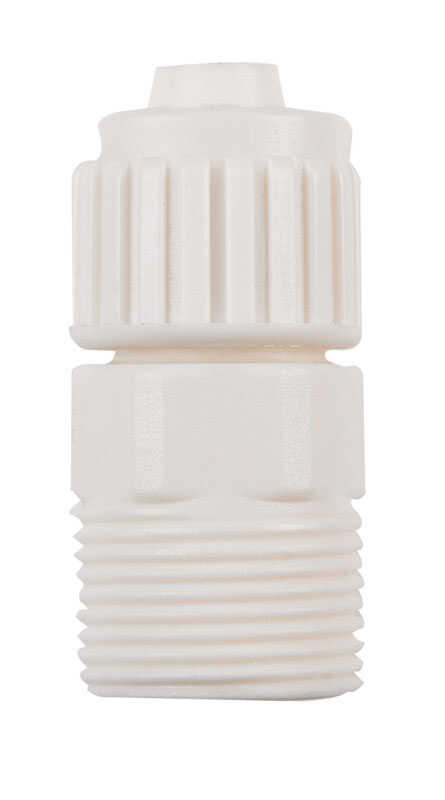 Flair-It  1/2 in. PEX   x 3/4 in. Dia. MPT  Male Adapter