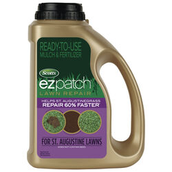 Scotts  EZ Patch for St. Augustine Lawns  Fertilizer and Mulch  3.75  85 sq. ft.