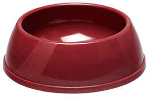 Petmate  Plastic  4 cups Pet Bowl  For Universal