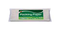 Duck  24 in. W x 24 in. L Packing Paper