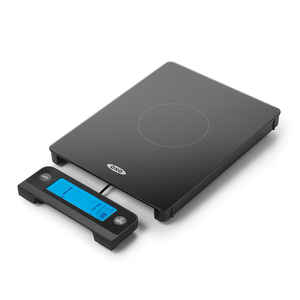OXO  Good Grips  Black  Digital  Food Scale  11 Weight Capacity