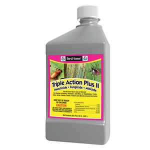 Ferti-Lome  Triple Action  Insect, Disease & Mite Control  16 oz.