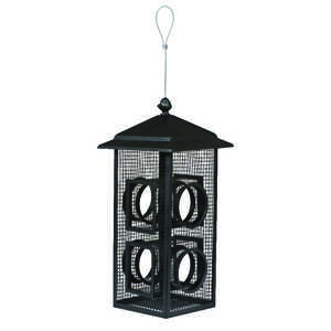 Perky-Pet  Wild Bird  2 lb. Metal Mesh  Bird Feeder  1 ports