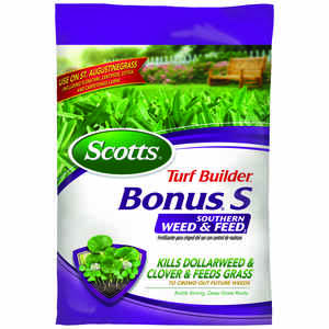Scotts  Turf Builder Bonus S  29-0-10  Weed and Feed  For Southern 5 lb.