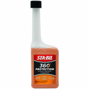 STA-BIL  360  2 and 4 Cycles  Complete Fuel System Cleaner  10 oz.