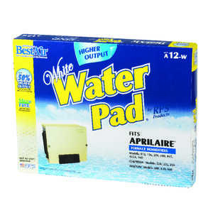 BestAir  A12-W  Replacement Water Pad  For Specific Aprilaire Humidifiers