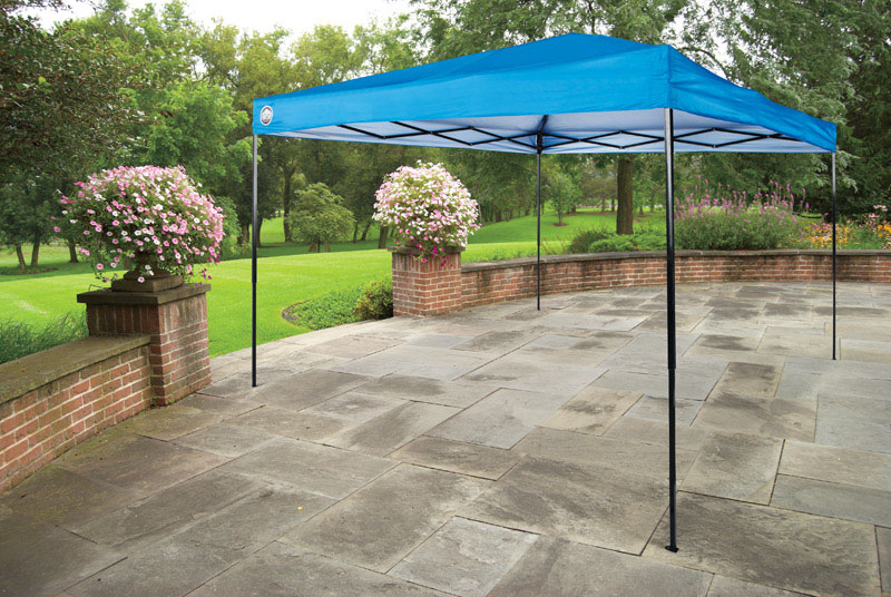 Quik Shade Polyester Weekender Canopy 12 ft. L x 12 ft. W - Ace Hardware