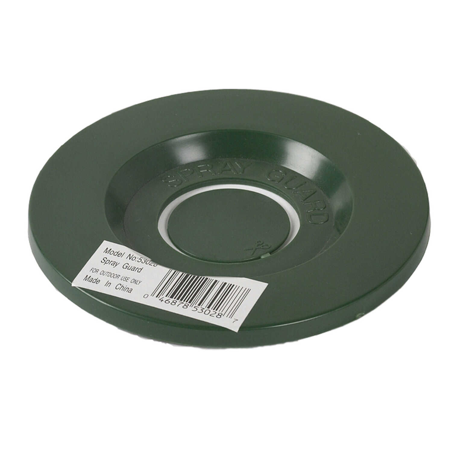 Orbit  1-3/4 in. Dia. x 5 in. L Spray Guard