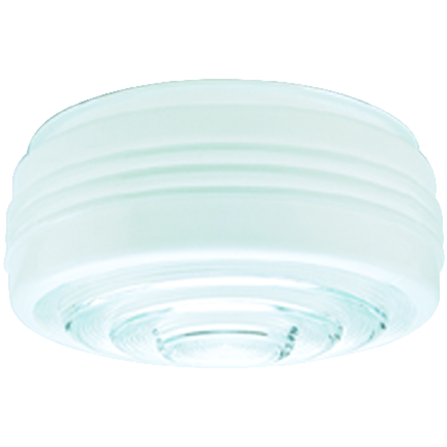 Westinghouse  Drum  White  Glass  Shade  1 each